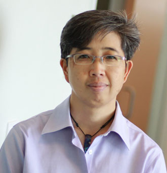 Portrait of Dr. Jennifer Tsai